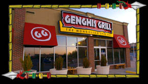 Genghis Grill storefront